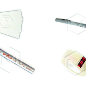 Consumables for stamp production